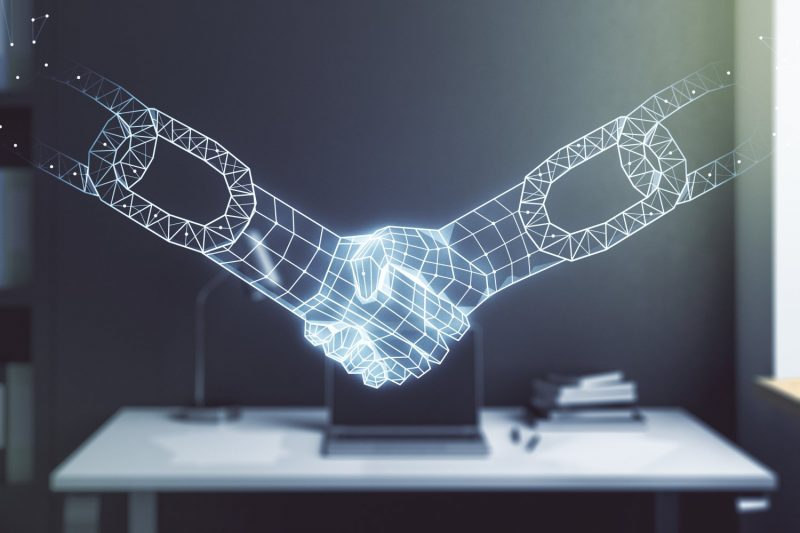 Blockchain, Artificial Intelligence and Trust