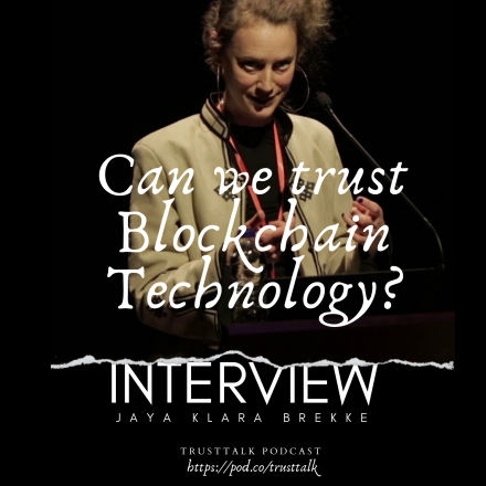 Trust and the Promise of Blockchain