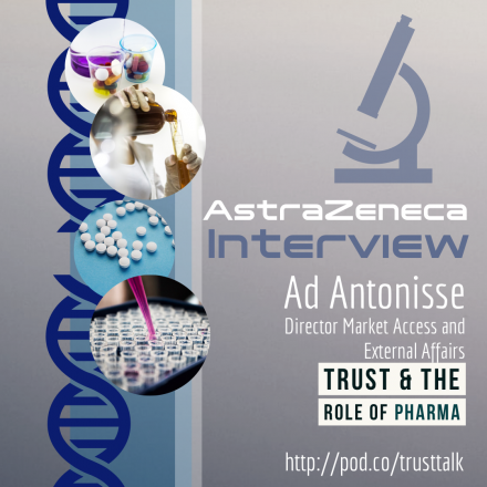 Trust and the pharmaceutical industry